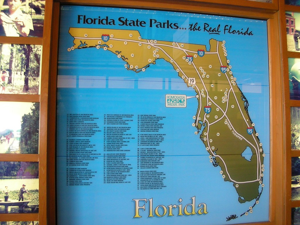Florida State Parks Map   After Attending The Team National …   Flickr - Florida State Parks Map