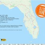 Florida Trail | Florida Hikes!   Juno Beach Florida Map