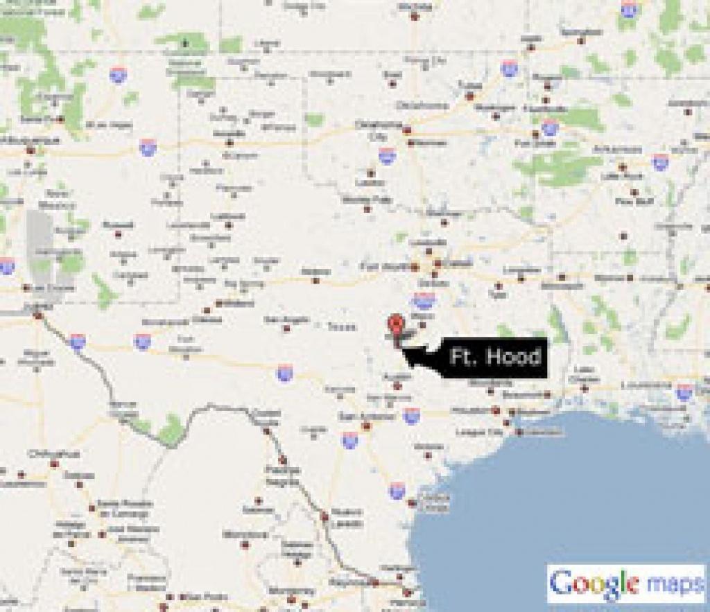Fort Hood Texas – Landscape - Google Maps Fort Hood Texas