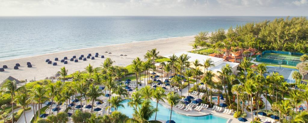 Fort Lauderdale Beach Hotel | Fort Lauderdale Marriott Harbor Beach - Map Of Florida Beach Resorts