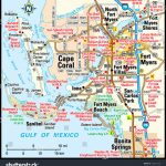 Fort Myers Florida Area Map Image Vectorielle De Stock (Libre De   Map Of Fort Myers Florida Area