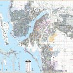 Fort Myers & Lee Co, Fl Wall Map – Kappa Map Group   Map Of Fort Myers Florida Area