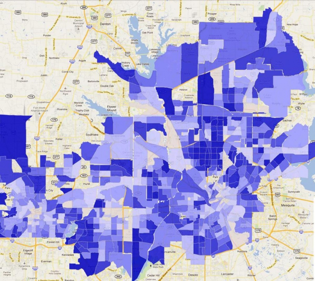 Fort Worth Crime Map - Crime Map Fort Worth (Texas - Usa) - Texas Crime Map