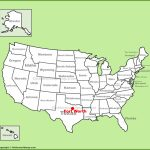 Fort Worth Maps | Texas, U.s. | Maps Of Fort Worth   Where Is Fort Worth Texas On A Map