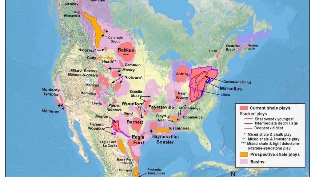 Fracking, Explained - Vox - Fracking In Texas Map