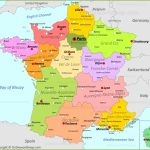 France Maps | Maps Of France   Printable Road Map Of France