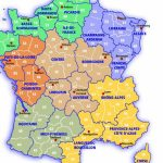France Maps | Printable Maps Of France For Download   Printable Road Map Of France