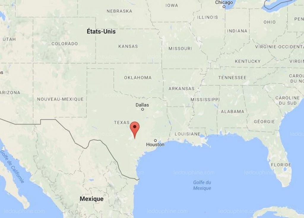 France/monde | Texas : Une Montgolfière Avec 16 Personnes S'écrase - Google Maps Texas