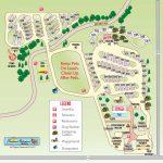 Fredericksburg, Texas Campground   Fredericksburg, Texas Koa - Texas Campgrounds Map