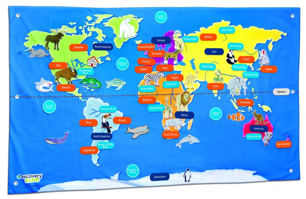 Free Country Maps For Kids A Ordable Printable World Map With - Printable World Maps For Students