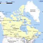 Free Maps Of Canada – Mapswire   Printable Map Of Canada With Cities