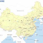 Free Maps Of China – Mapswire   Printable Map Of China
