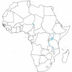 Free Printable Africa Map   Maplewebandpc   Blank Outline Map Of Africa Printable