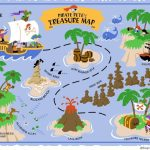 Free Printable Pirate Treasure Map   Google Search | Boy Pirates   Pirate Treasure Map Printable