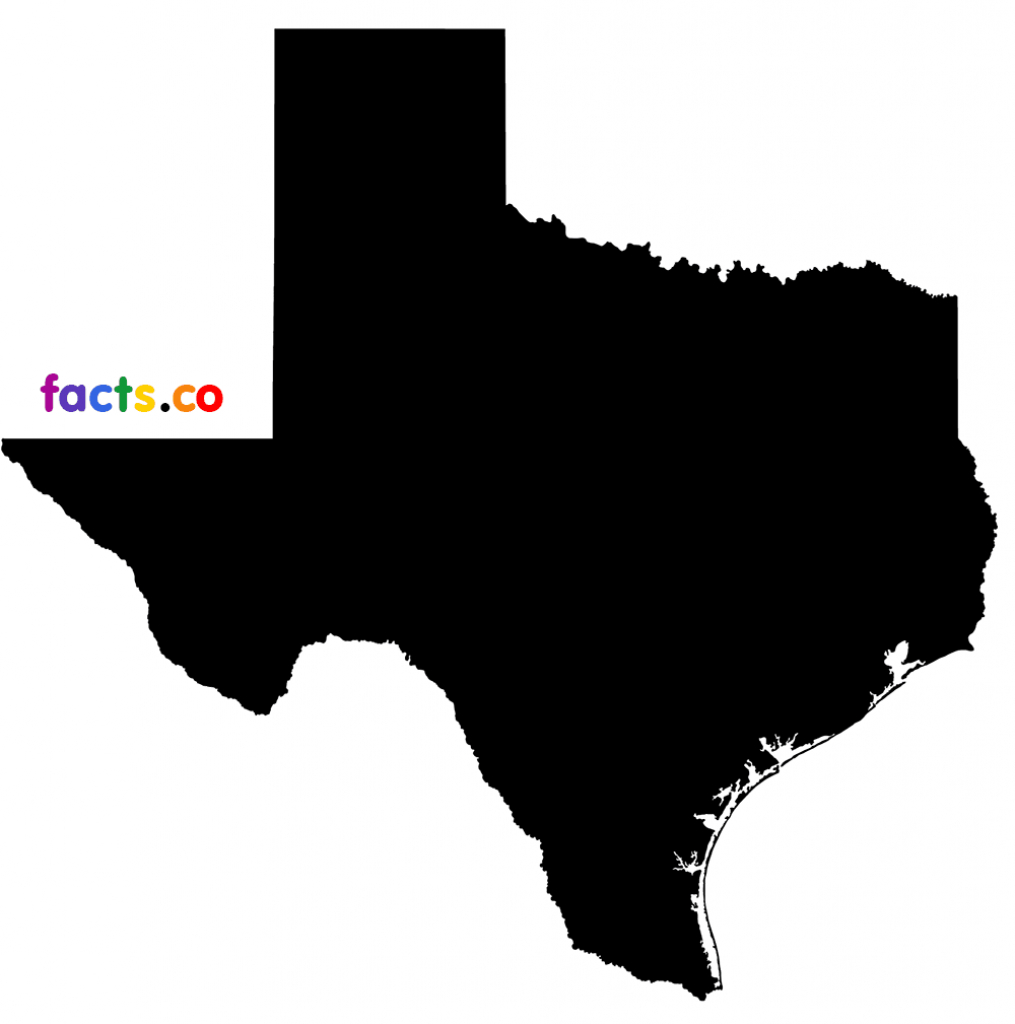 Free Texas Outline, Download Free Clip Art, Free Clip Art On Clipart - Free Texas State Map