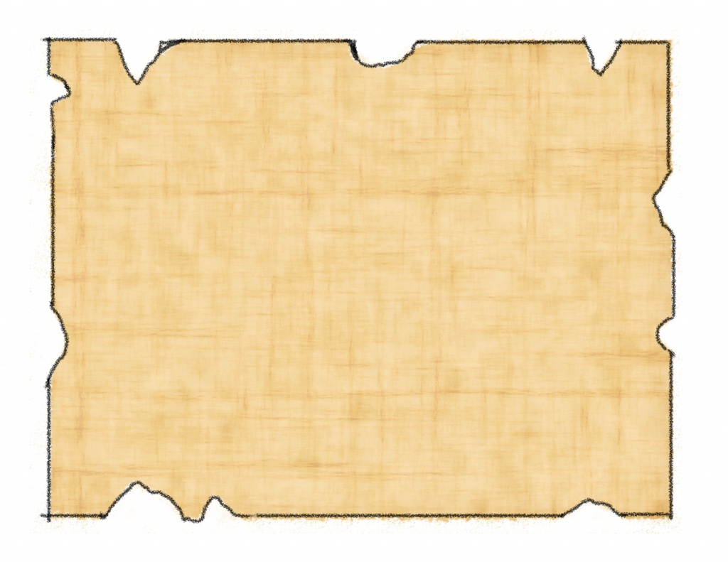 Free Treasure Map Outline, Download Free Clip Art, Free Clip Art On - Blank Treasure Map Printable