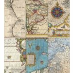 Free Vintage Map Images | Tag Ideas   Free Printable Travel Maps