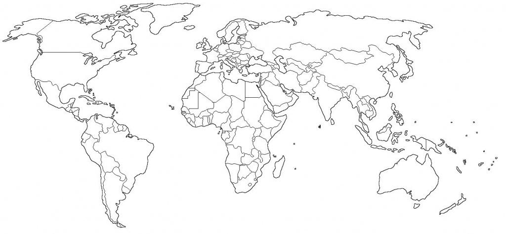 Fresh World Map Template 7   Coffee   World Map Template, World Map - World Map Stencil Printable