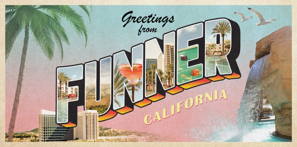 Funner, Ca - Scojo - Funner California Map