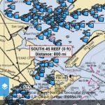 Galveston Bay Fishing Spots | Texas Fishing Spots And Fishing Maps   Texas Oil Rig Fishing Map