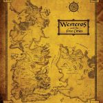 Game Of Thrones Map   Westeros And The Free Cities | N E R D O U T   Printable Map Of Westeros