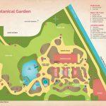 Garden Map | Miami Beach Botanical Garden   Florida Botanical Gardens Map