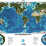 Gebco Printable Maps   Topographic World Map Printable