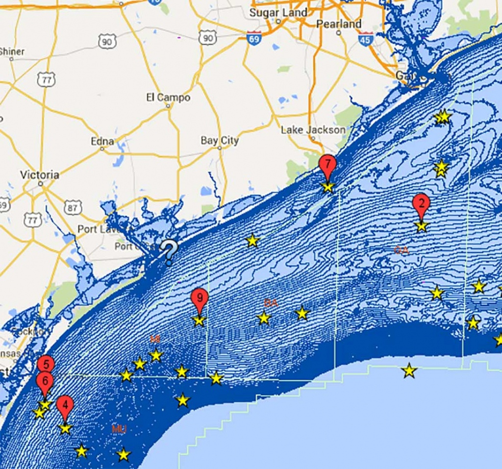 Geographic Information Systems (Gis) - Tpwd - Texas Navigable Waterways Map