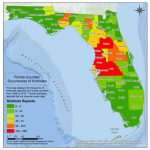 Geographic Map Of Florida | Sitedesignco - Florida Gis Map