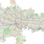 Glasgow City Council Map   Glasgow City Council Boundary Map   Glasgow City Map Printable