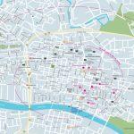 Glasgow Tourist Map   Glasgow City Map Printable
