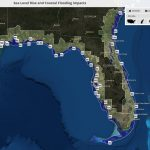 Global Warming Florida Map | Map North East   Florida Water Rising Map