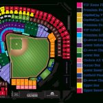 Globe Life Park Seating Map | Mlb | Random Things I'd Want To   Texas Rangers Stadium Parking Map