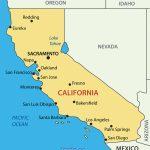 Google Map Of California Cities And Travel Information | Download   San Jose California Map
