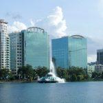 Google Map Of Orlando, Florida, Usa   Nations Online Project   Google Maps Orlando Florida