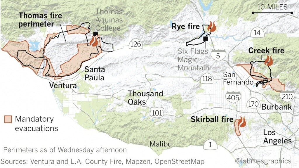 Google Map Southern California Fires – Map Of Usa District - Map Of Southern California Fires Today