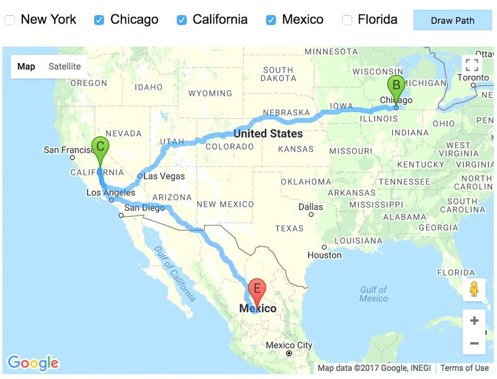 Google Maps Chicago Map Of Neighborhoods Illinois Mesmerizing Usa - La California Google Maps