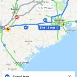 Google Maps Rolls Out 'speed Trap' Feature | Texas Public Radio   Google Maps Galveston Texas