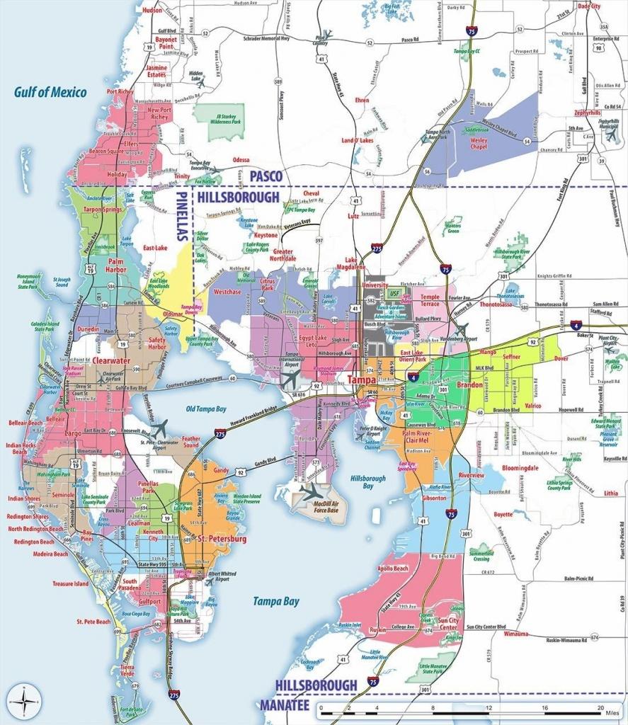 Google Maps Tampa Florida | D1Softball - Google Maps Florida