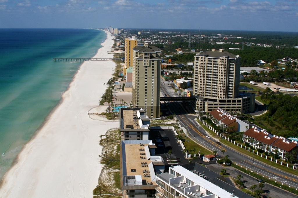 Grand Panama Beach Resort In Panama City Beach | Emerald View Resorts - Map Of Panama City Beach Florida Condos