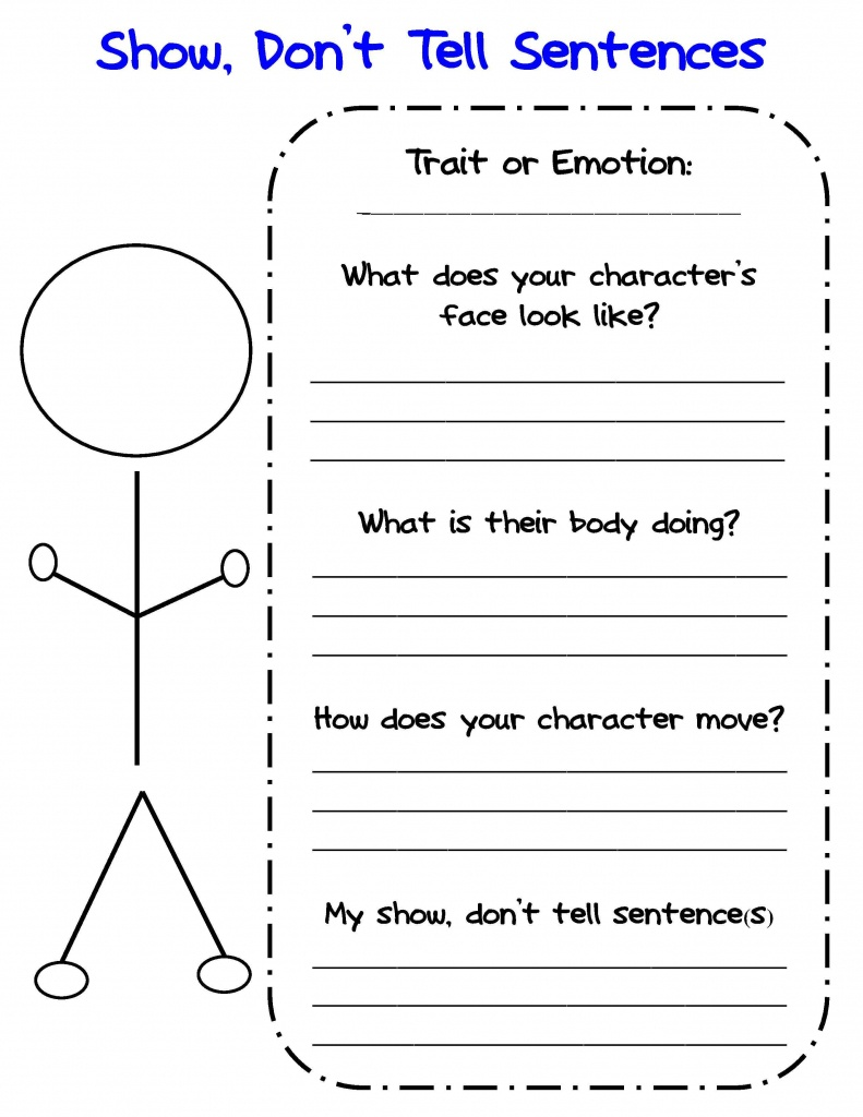 Graphic Organizers For Personal Narratives | Scholastic - Printable Story Map Graphic Organizer