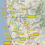 Great Camino Portugues Resource! Downloadable Maps And Info | El   Printable Map Of Camino De Santiago