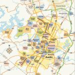 Greater Austin Area Neighborhood Map | More Maps In 2019 | Austin   Printable Map Of Austin