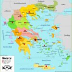 Greece Maps | Maps Of Greece   Printable Map Of Greece
