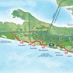 Guide To South Walton Florida Beaches | 30A Beaches Map - Where Is Seacrest Beach Florida On The Map