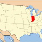 Gun Laws In Indiana   Wikipedia   Texas Reciprocity Map 2018
