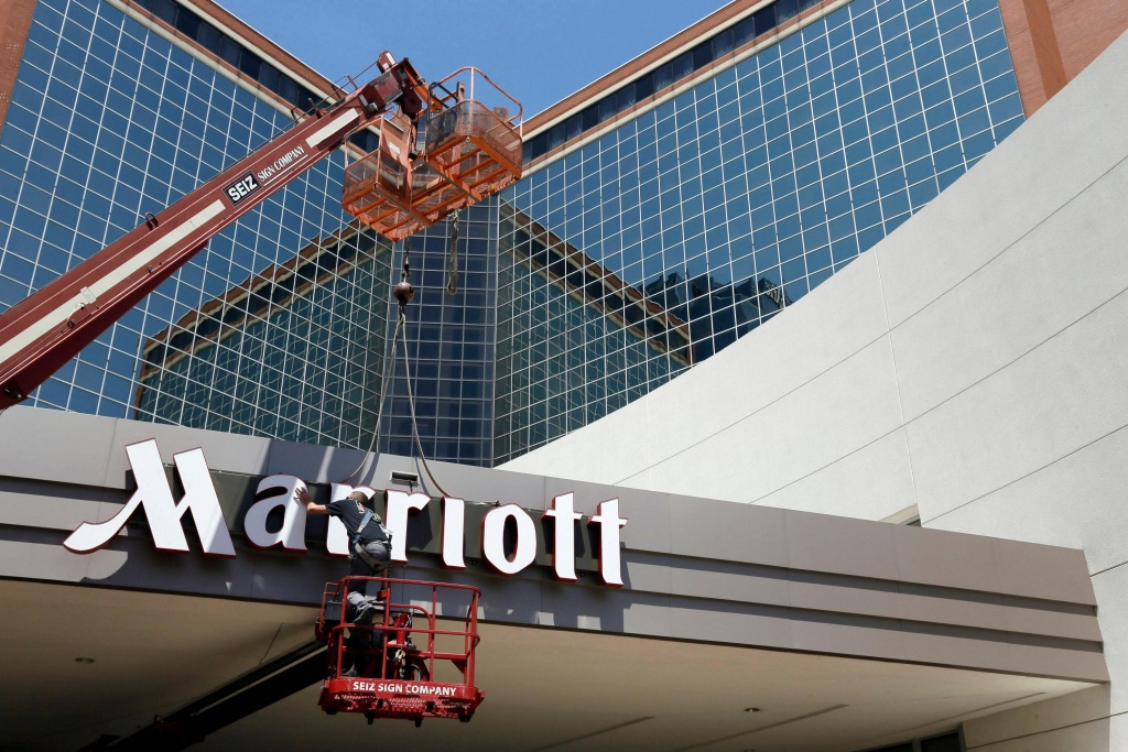 Hackers Get Data Of Up To 500 Million Guests Of Marriott's Starwood - Starwood Hotels California Map