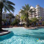 Hammock Beach Resort Detailed Review, Photos & Rates (2019)   Oyster   Cinnamon Beach Florida Map
