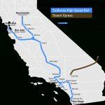 High Speed Rail To Las Vegas Breaks Ground 2017   Canyon News   Amtrak California Map