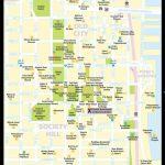 Historic Philadelphia Map   Map Of Historic Philadelphia   Printable Map Of Historic Philadelphia